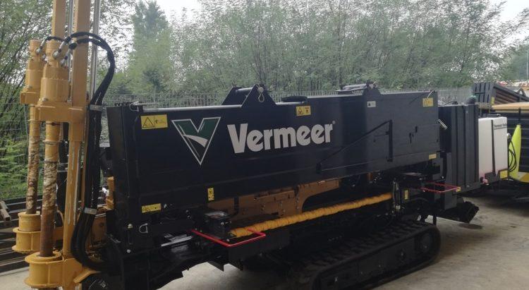 HDD Usado Vermeer D23X30III