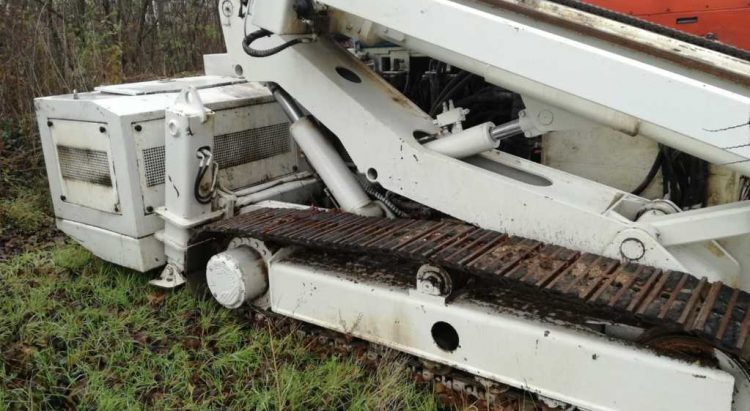 Perforadora Usada EGT DD2522.0